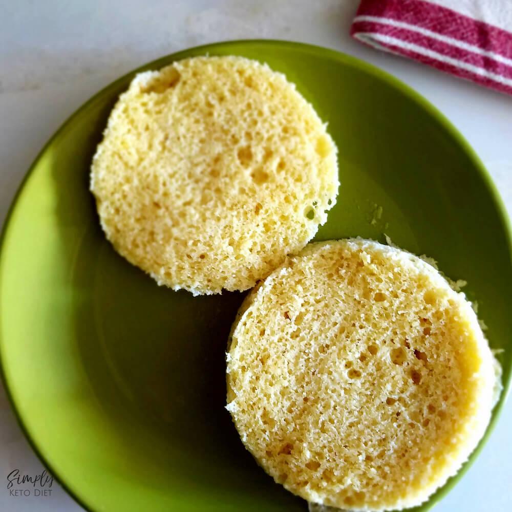 Perfect 90 Second Keto Bread   Simply Keto Diet Blog